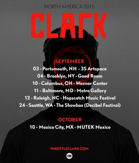 Tour dates in North America 2015 and watch a live clip from Pitchfork Music Festival