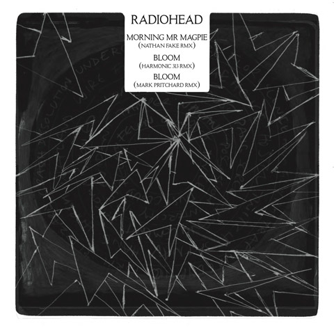 Stream two Mark Pritchard / Harmonic 313 remixes of Radiohead now