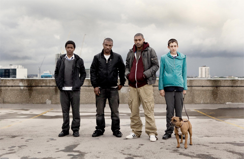 Channel 4's new drama 'Top Boy' - new compositions, album pieces and other music provided by Eno
