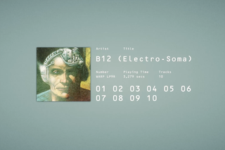 'Electro-Soma' reissues available on 25 August