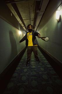 Guest List with Pitchfork - Gonja talks about the inspiration he received from his cousin Ish, and his dream of being locked up in a room full of arcade games