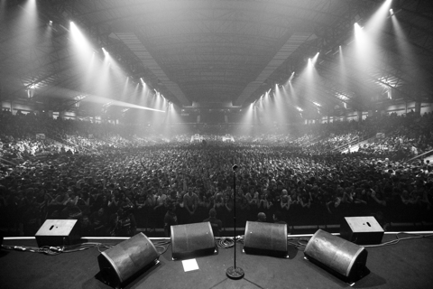 Play Home Town Arena Show Infront of 10,500 People!