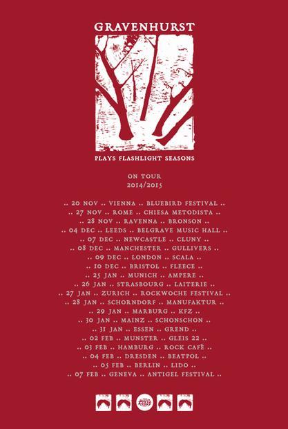 Announcing 'Flashlight Seasons' 10 Year Anniversary Tour