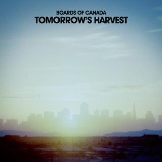 New Album 'Tomorrow's Harvest' out June 10/11