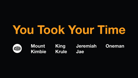Hear the 'You Took Your Time' remix by Oneman featuring Jeremiah Jae