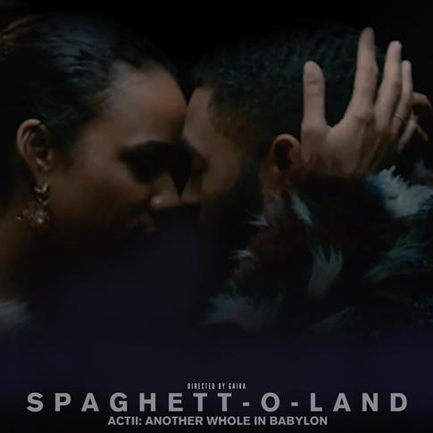 'SPAGHETT-O-LAND' film premiere in London