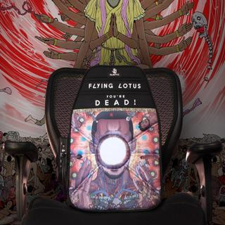 Win a limited Flying Lotus edition of the SubPac Tactile Bass System