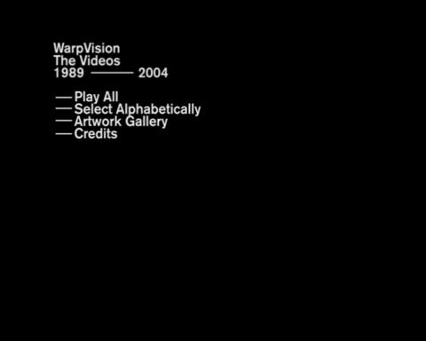 WarpVision Bonus Audio Mix Info