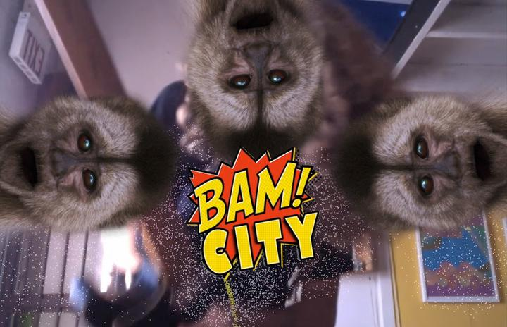 Watch the video for 'Bam City', Stream 'Ooo'