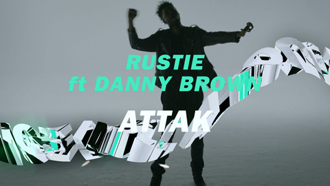 Watch a video for 'Attak ft Danny Brown'