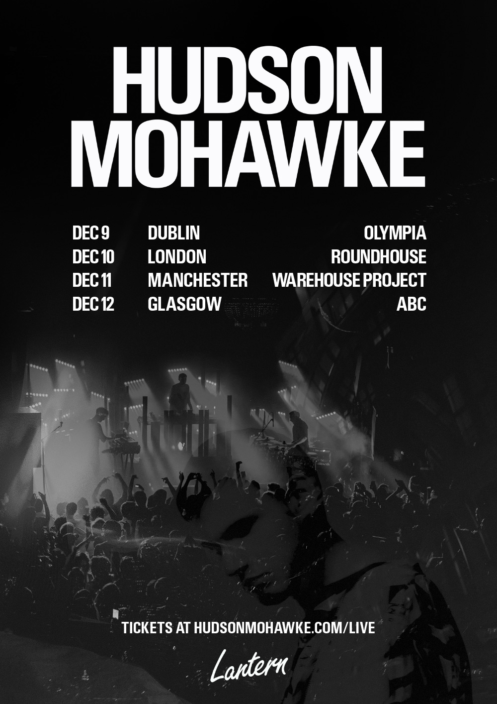 New UK Dates announced for December