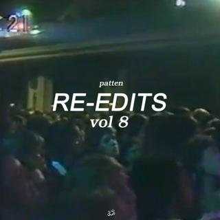 RE-EDITS vol. 8 are available to download via patttten.com