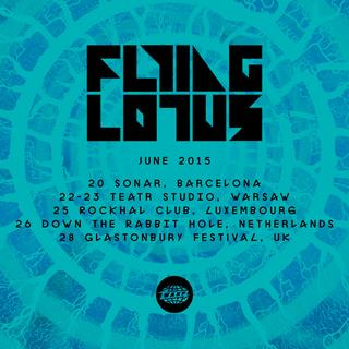 FlyLo is Touring Europe and The UK