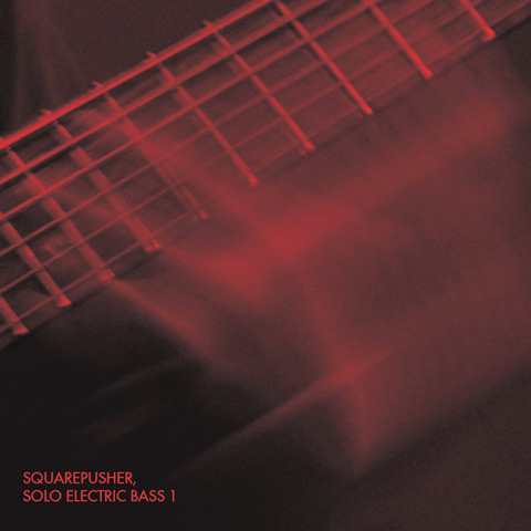 New Limited Album, 'Solo Electric Bass 1'