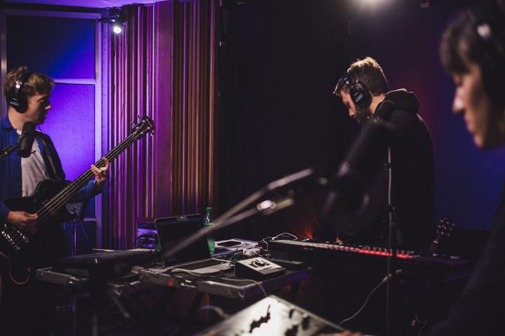 Watch the band perform 'Marilyn' and more new music on KCRW