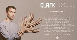 Announcing a co-headline US tour with Jon Hopkins following the release of 'Feast / Beast' this week