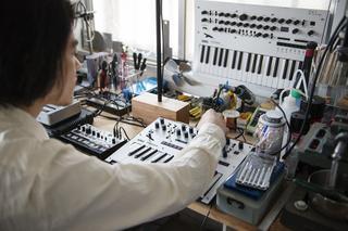 Richard D. James interviews Ex. KORG engineer Tatsuya Takahashi