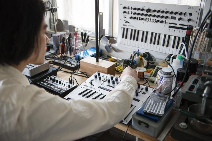 Richard D. James interviews Ex. KORG engineer Tatsuya Takahashi
