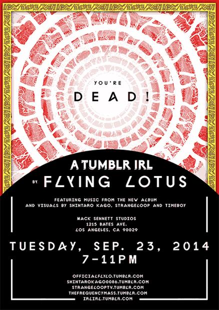Listen to 'Coronus, the Terminator' and announcing Tumblr IRL event in Los Angeles