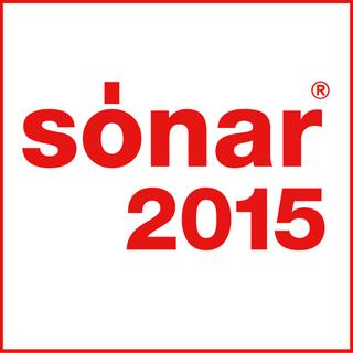 Warp artists at Sonar