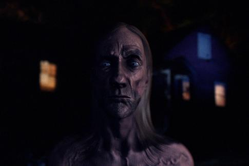 'The Pure and the Damned (ft. Iggy Pop)' video