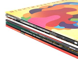 Browse photos of the six albums set to be re-released next week on double gatefold vinyl