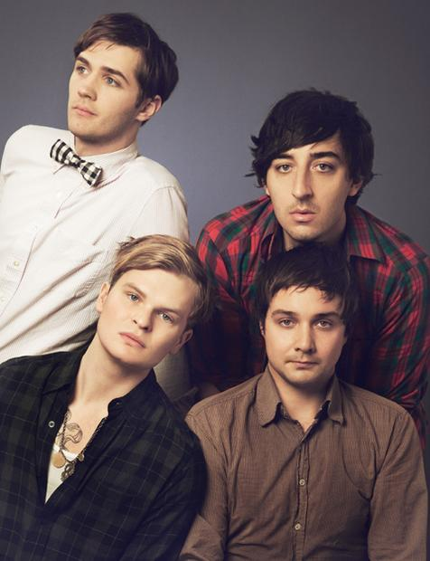 Watch or Listen to New Grizzly Bear Session on Spinner.com
