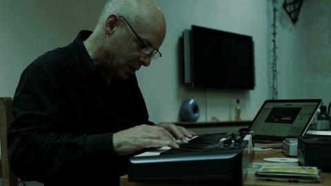 Watch new session film 'Written / Forgotten / Remembered' - album out this week in the UK & France