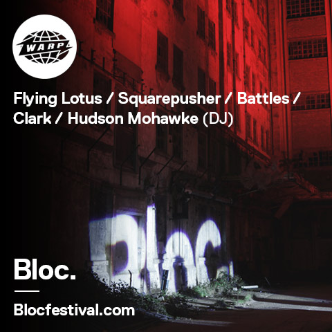 Artists at BLOC 2012, group ticket deal