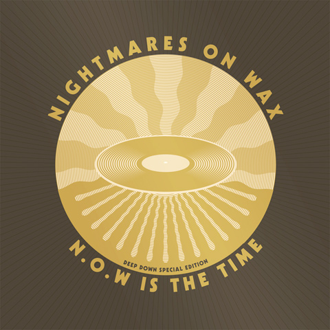 Stream 'N.O.W IS THE TIME' in full via Resident Advisor