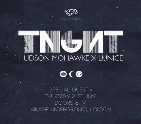First ever London show at Village Underground, June 21 (Facebook Event)