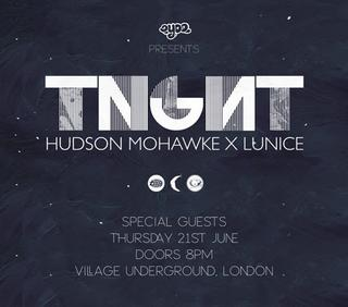 First ever London show at Village Underground, June 21 (Facebook Event)