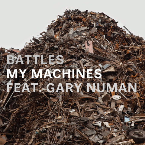 New single My Machines (feat. Gary Numan) - out August 15/16