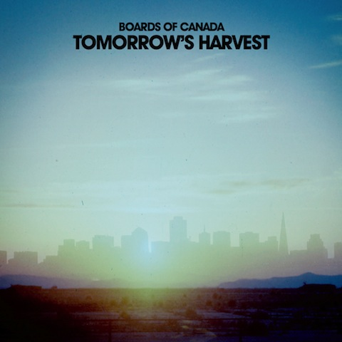 'Tomorrow's Harvest' has been nominated for Scottish Album of The Year