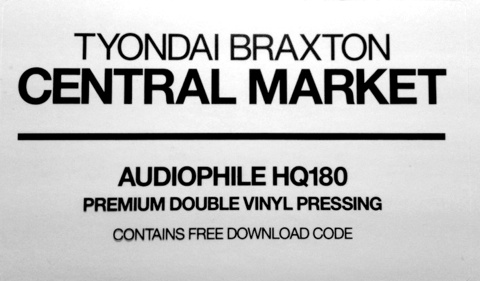 Deluxe 'Central Market' HQ180 Audiophile Vinyl Available Now, Tyondai Interview pt. 2 and Quote Roundup