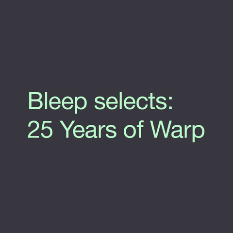 Download a Warp25 compilation and receive a 20% discount on 2014 releases