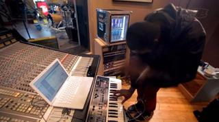 Watch 'The Producers' series video focusing on our new signing Kwes
