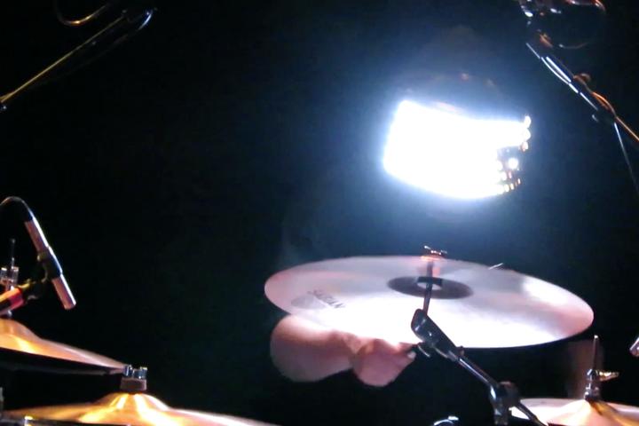 'Journey To Reedham' Live video edit by Strobe Nazard