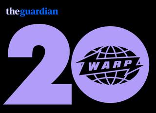 Warp Records Special on The Guardian Music Podcast, feat. Steve Beckett and Hudson Mohawke interviews
