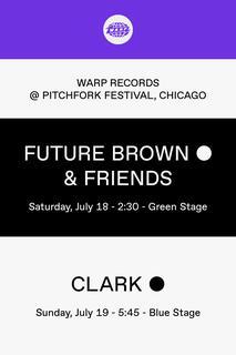 Warp in Chicago July 18 & 19