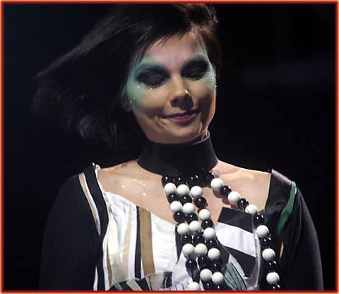 Bjork and Matmos Live In Boston: Reviewed by David Gross