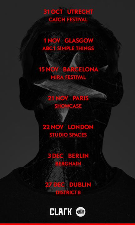 Live Tour from October