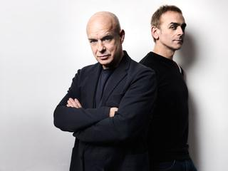 Listen to 'The Satellites', the album opener on 'Someday World' from Eno • Hyde