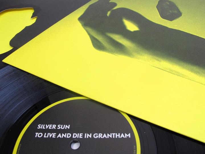 """'Flame Rave' EP out on 12"""" vinyl with die-cut sleeve now"""