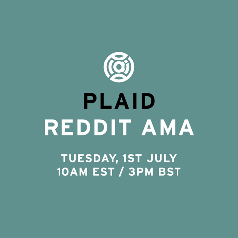 Join the band for a Reddit AMA on July 1st