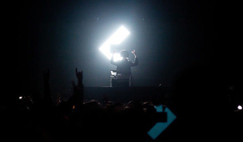 Highlights and Review of the Squarepusher performances at Le Poisson Rouge in NYC
