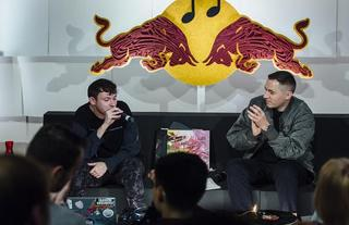 Red Bull Music Academy Lecture