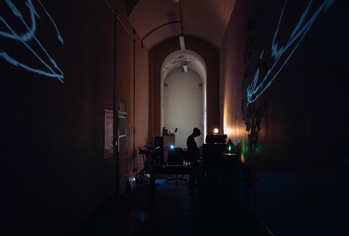Somerset House studio residency