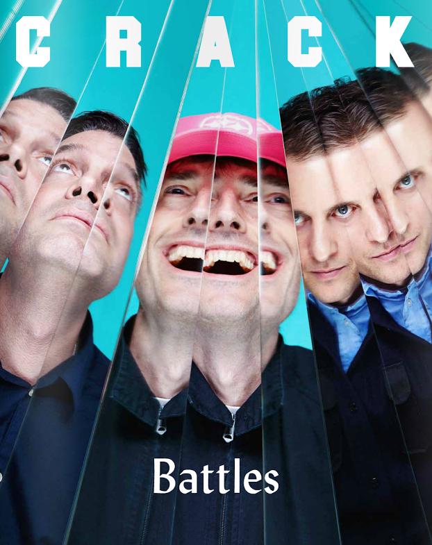 Crack Magazine Cover Story