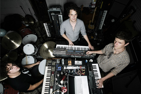 Band Of The Day on Guardian.co.uk